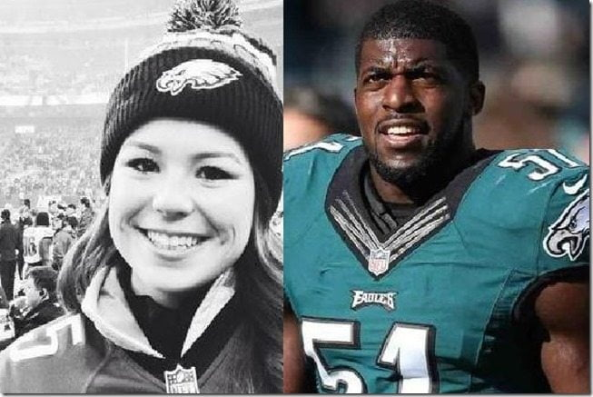 Hannah Delmonte: NFL Player Emmanuel Acho's Prom Date