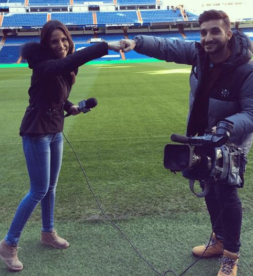 Lucia Villalon: Cristiano Ronaldo's New Spanish Reporter Girlfriend
