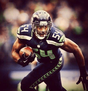 Who is NFL Player Bobby Wagner's girlfriend?