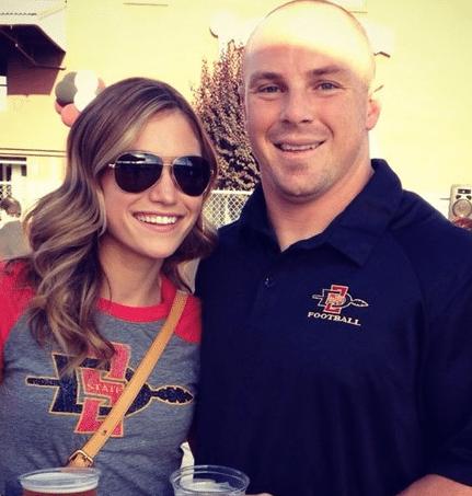 Julie Farwell: NFL player Heath Farwell's wife