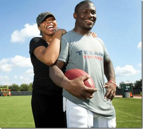Angela Forsett: Ravens Player Justin Forsett's wife