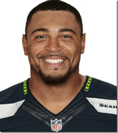 Who is NFL player Garry Gilliam's Girlfriend?