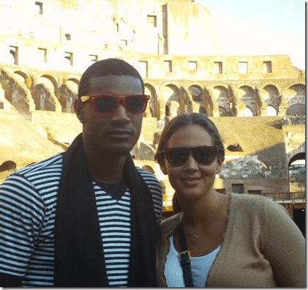 Audie Fugett : MLB player Adam Jones' Wife