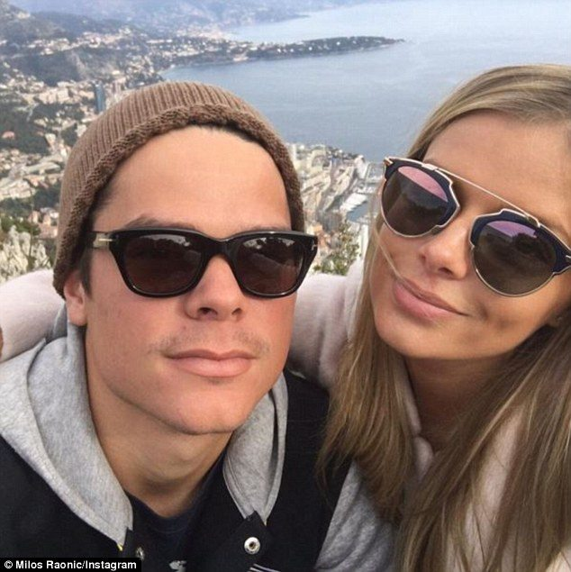 Danielle Knudson ATP Player Milos Raonic's girlfriend (bio ...