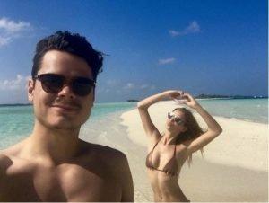 Milos Raonic Danielle Knudson