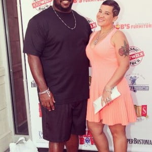 Bianca Wilfork: NFL player Vince Wilfork's Wife (bio, wiki, photos)