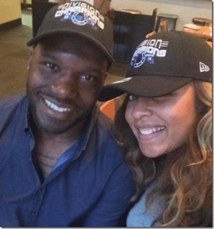 Christina Weaver: NFL player D'Qwell Jackson girlfriend