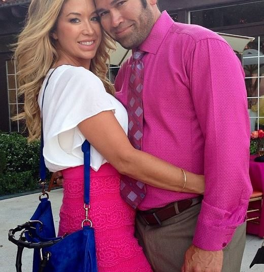 Johnny Damon's Wife Michelle Mangan Damon (bio, wiki)