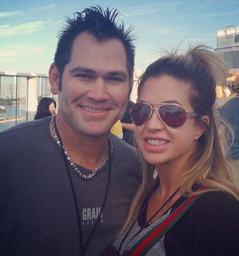 Johnny Damon Wife