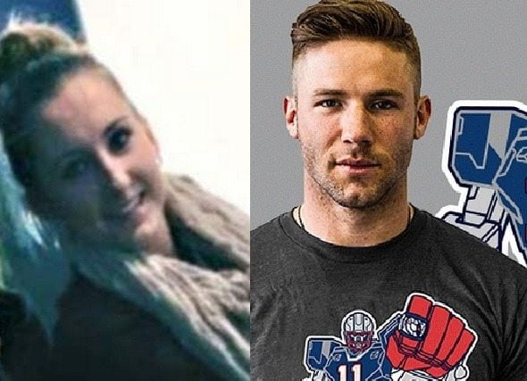 Sabrina Dudish: NFL player Julian Edelman's one night stand