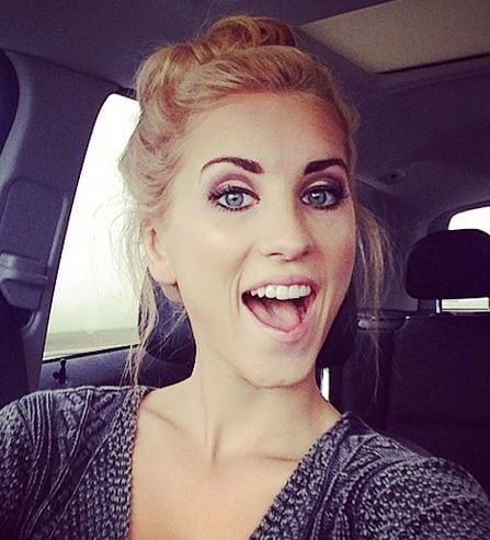 Taylor Walker Nascar Driver Austin Dillon S Girlfriend Bio Wiki Photos