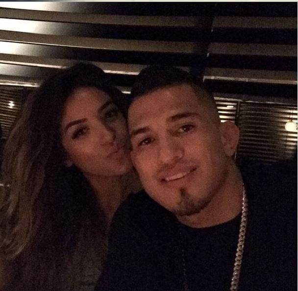 Lisette Gadzuric MMA Anthony Pettis Girlfriend Bio Wiki
