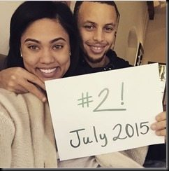 Ayesha Curry Stephen Curry wife pic