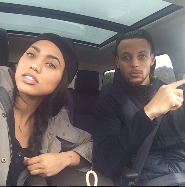 ayesha alexander stephen curry wife