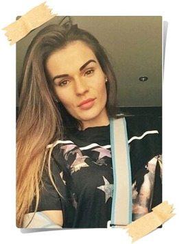 Barbora Lovasova Skrtel Bio