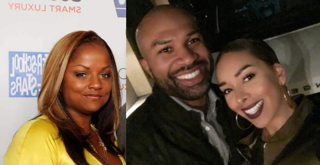 Derek Fisher's Ex- Wife Candace Fisher/ GF Gloria Govan