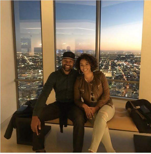 Derek Fisher & Gloria Govan Engaged: Knicks Star Making