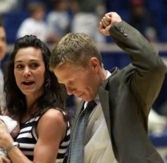 Marcy Few Gonzaga Coach Mark Few's Wife