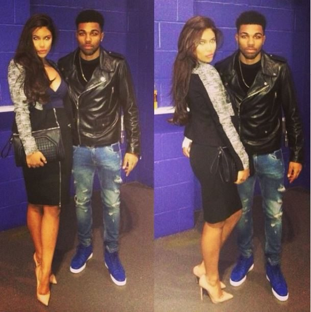 Aaliyah Ceilia Wainwright Liverpool Jerome Sinclair S