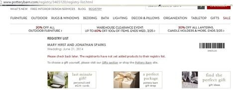 Jonathan Sparks Mary Hirst wedding