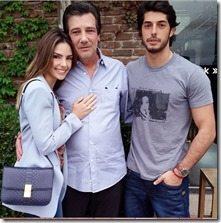 Kaka wife Caroline Celico-photo