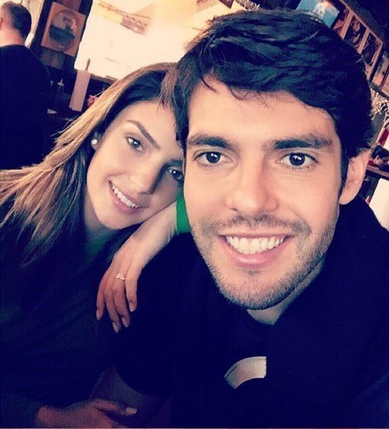 Caroline Celico: Brazilian Soccer Star Kaka's Wife