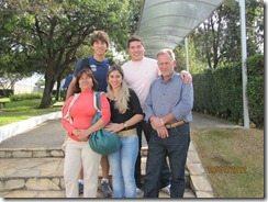 Lucas Silva family pic
