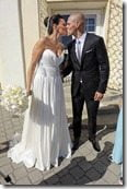Martin Skrtel Barbora Lovasova wedding