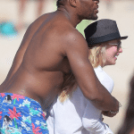 Michael Strahan girlfriend Kayla Quick st barts