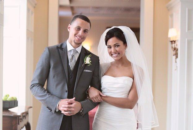 971c92926623 Stephen Curry Ayesha Alexander wedding photo Stephen Curry Ayesha Alexander  wedding pic ...