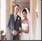 Stephen Curry Ayesha Alexander wedding pic