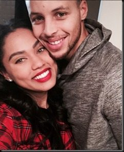 Stephen Curry wife Ayesha Curry