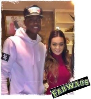 Paoli Ortiz NBA Terry Rozier's Girlfriend