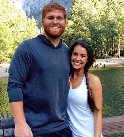 Leanne Massey: SF 49ers Bruce Miller's girlfriend