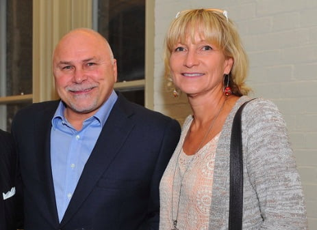 NHL Coach Barry Trotz' Wife Kim Trotz