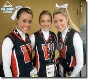 Brittany Hotard cheerleader pics