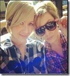 Chelsea Kilgore Redick twin sister Kylee