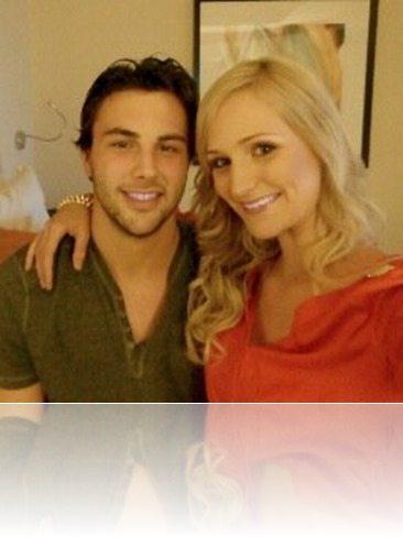 Derick Brassard girlfriend Terra Findlay pic