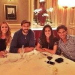 Fernando Llorente girlfriend Maria Lorente-photos
