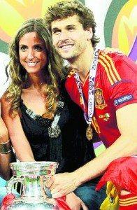 Fernando-Llorente-girlfriend-Maria-Lorente-pics