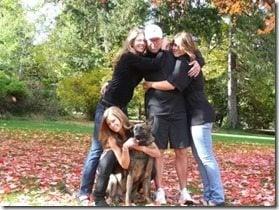 Hannah Stocking  family