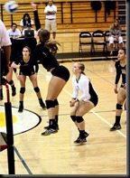 HannahStocking volleyball
