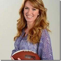 Heather Cox ESPN bio