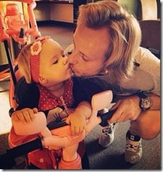 Ivan Rakitic daughter Althea