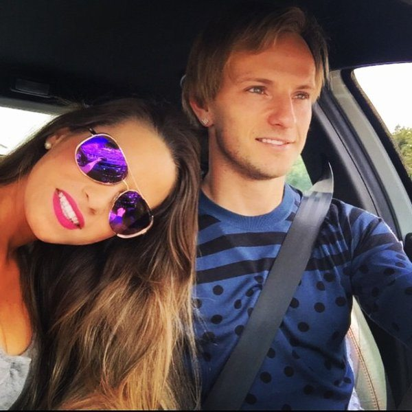ivan rakitic u0026 39 s wife raquel mauri rakitic