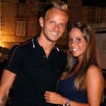 Ivan Rakitic wife Raquel Mauri Rakitic-photos