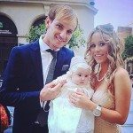 Ivan Rakitic wife Raquel Mauri Rakitic-pictures