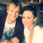 Ivan Rakitic wife Raquel Mauri Rakitic_picture