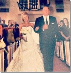 JJ Redick Chelsea Kilgore wedding