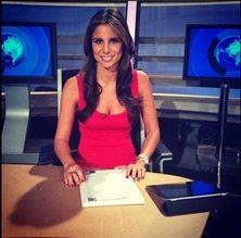 Javier chicharito hernandez girlfriend Lucia villalon-photos